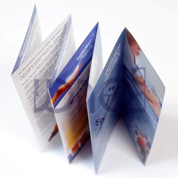 печать буклетов срочно