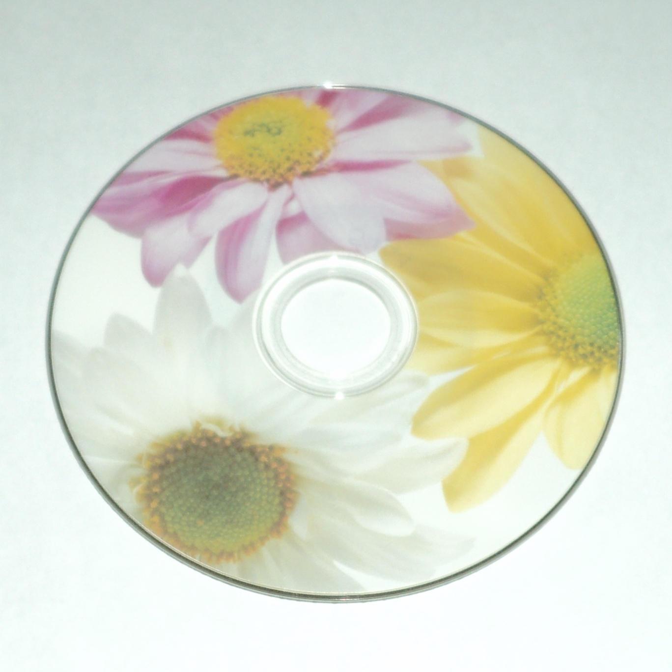 печать на дисках малый тираж 4