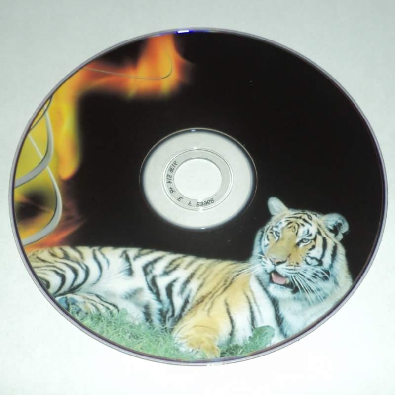 печать на дисках малый тираж