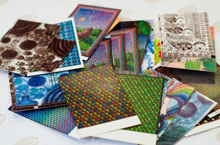 печать открыток малым тиражом 2