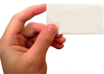 печать визиток 2